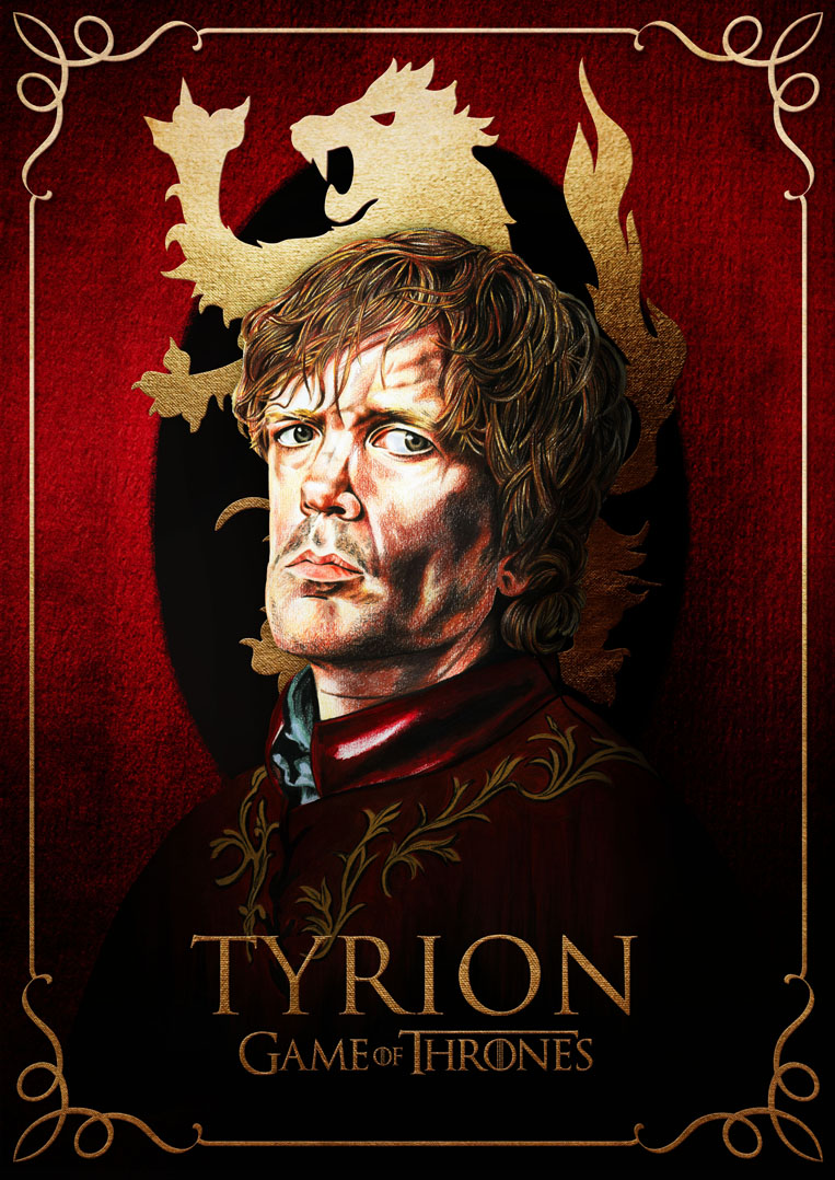 Tyrion - Game of Thrones Fan Art (34183882) - Fanpop - Page 11