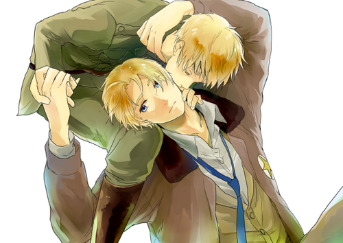 Hetalia wallpaper entitled USUK