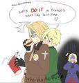 USXUK - hetalia-couples photo