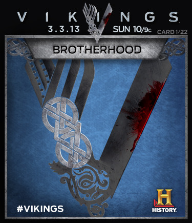 Vikings Collectable Cards 1