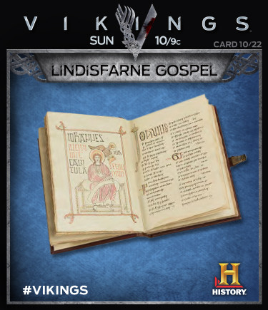 Vikings Collectable Cards 10