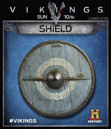Vikings Collectable Cards 12