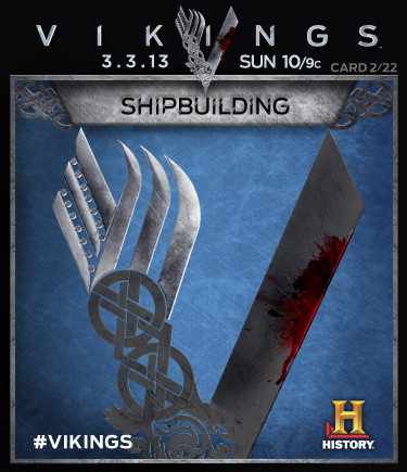 Vikings Collectable Cards 2