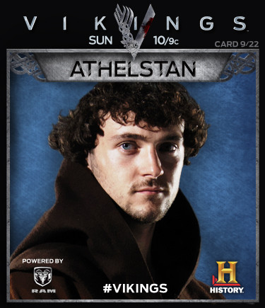 Vikings Collectable Cards 9
