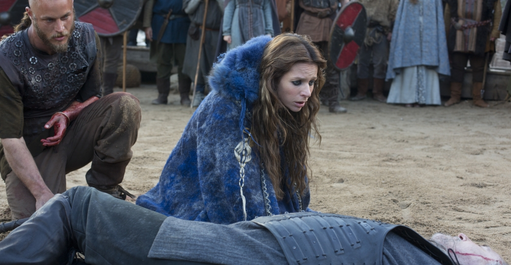 Vikings// Episode 6: Burial of the Dead