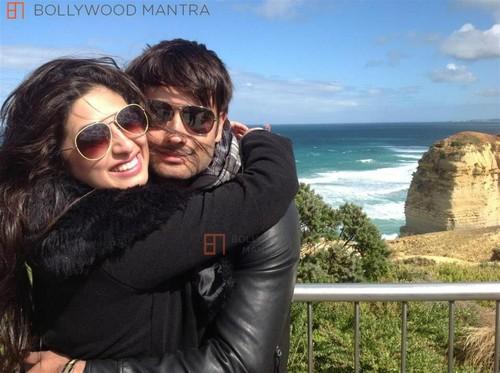 Vivian and Vahibz