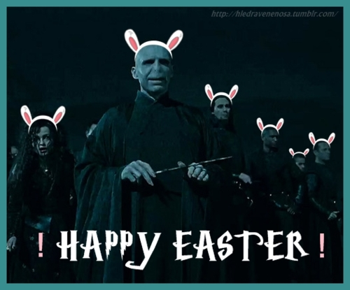 Voldy and friends