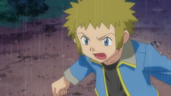 Volkner Pokemon Gym Leader