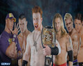 WWE 2010 WALLPAPER - wwe wallpaper