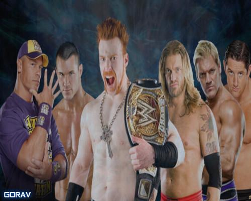 WWE 2010 Hintergrund