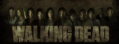 The Walking Dead wallpaper entitled Walking Dead