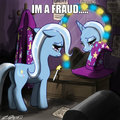 Well Trixie, take it in - my-little-pony-friendship-is-magic fan art