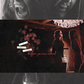 Why does everyone save you? - katherine-pierce-and-elena-gilbert fan art