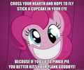 Why oh why, Pinkie Pie? - my-little-pony-friendship-is-magic fan art