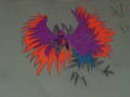 XD002 Ho-Oh - legendary-pokemon fan art