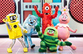 Yo Gabba Gabba Birthday - nicole-richie photo