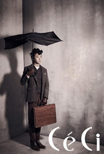 Yoon Si Yoon for 'CeCi'