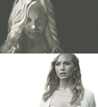 You can't change who I am. - caroline-forbes fan art