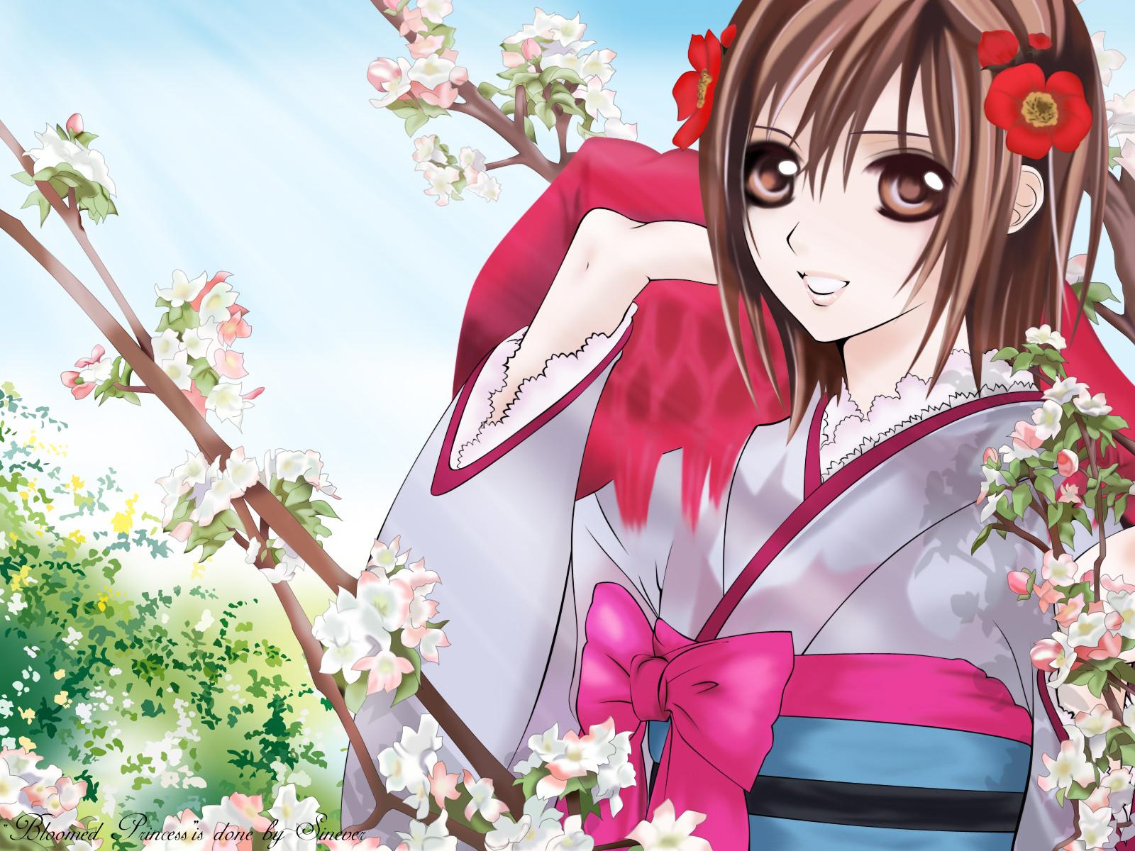 Kawaii Anime Images Yuki Cross Wallpaper Hd Wallpaper And Background Photos