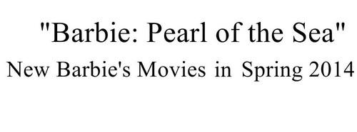 芭比娃娃 pearl of the sae