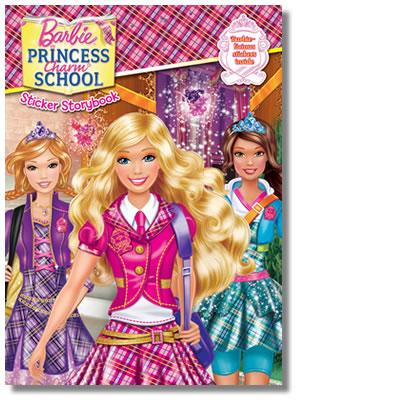 芭比娃娃 princess and fashion