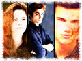 bell, edward, and jacob - twilight-movie fan art