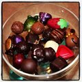 chocolates - chocolate photo