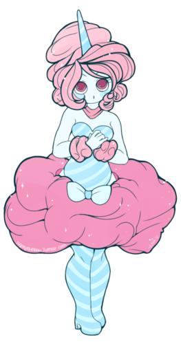 cotton Kandi princess