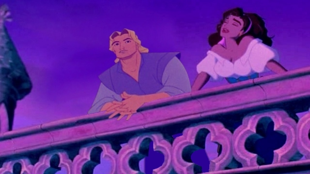 esmeralda and john smith