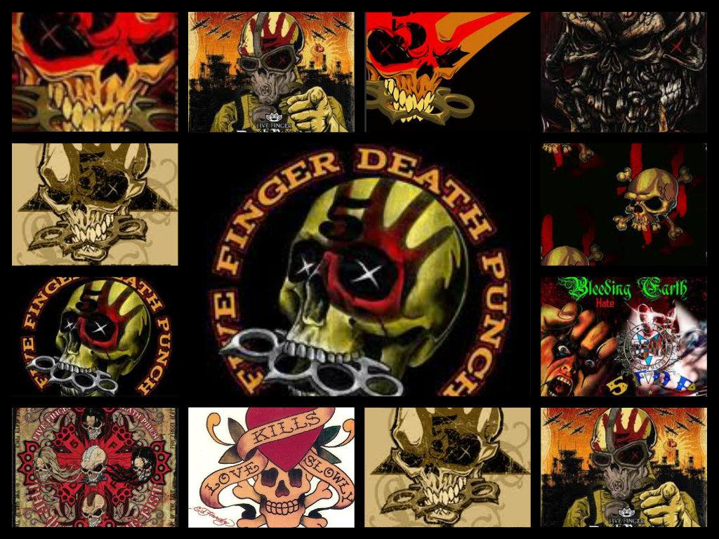 Larrah111 Images Five Finger Death Punch Hd Wallpaper And Background