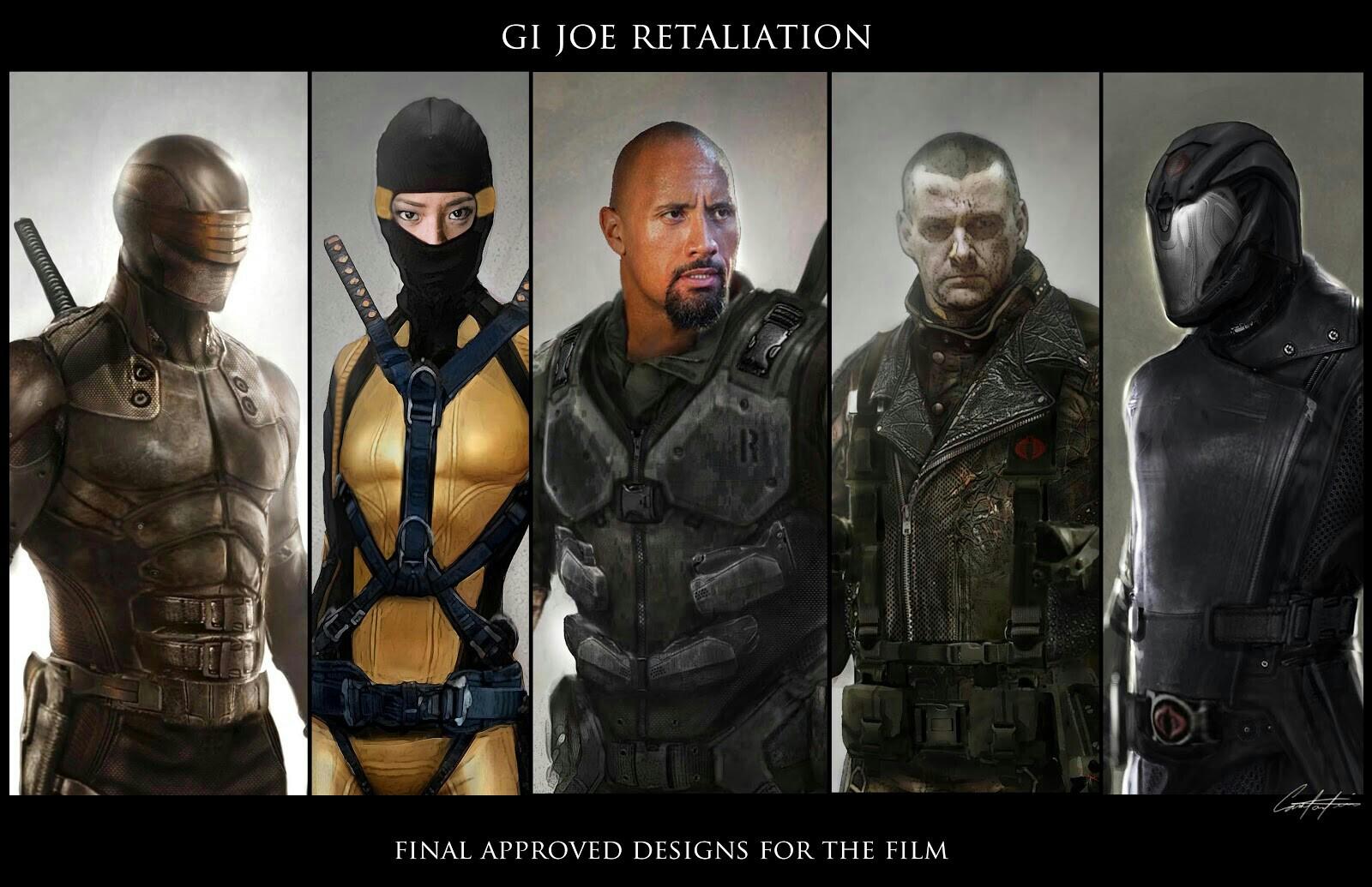 gi joe retaliation storm shadow vs snake eyes. reviews and ratings