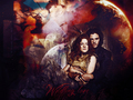 game-of-thrones - Jon Snow & Ygritte wallpaper