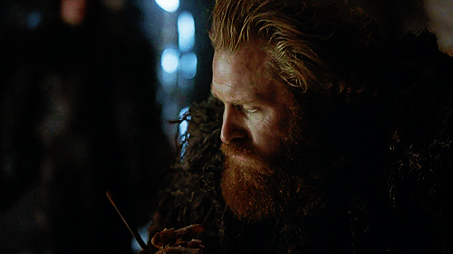 Game of Thrones karatasi la kupamba ukuta titled Tormund Giantsbane