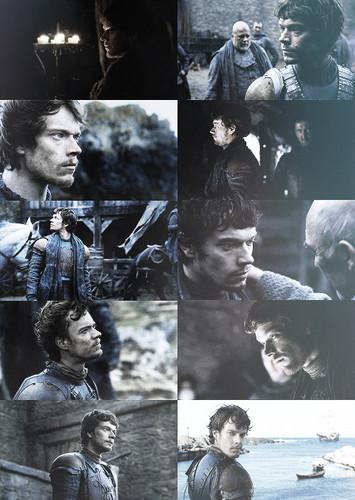Theon Greyjoy + پروفائل