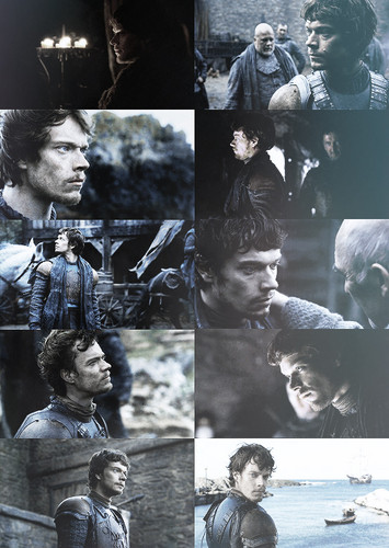 Theon Greyjoy + profil