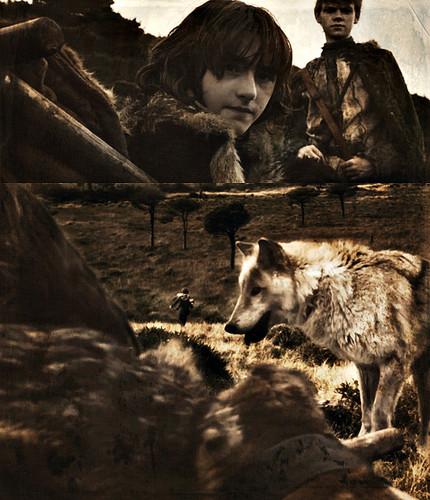 Bran & Rickon
