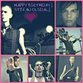 happy birthday Stefan Olsdal! - placebo photo
