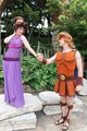 hercules and meg - hercules-and-megara photo