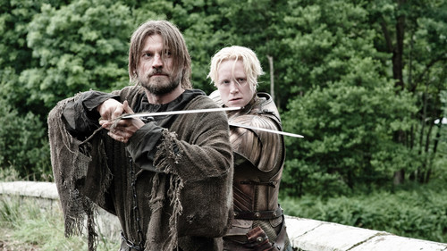 jaime and brienne