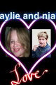 kaylie and niall - niall-horan fan art