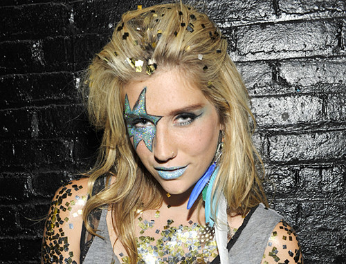 Ke$ha wolpeyper entitled kesha