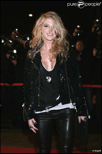 Ke$ha wallpaper containing a well dressed person, a hip boot, and a legging titled kesha