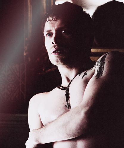 klaus mikaelson 4x18 american Gothic