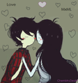 love marceline x marshall lee