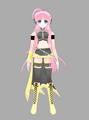 megurine luka - vocaloids photo