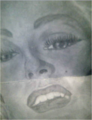 merilyn - drawing photo