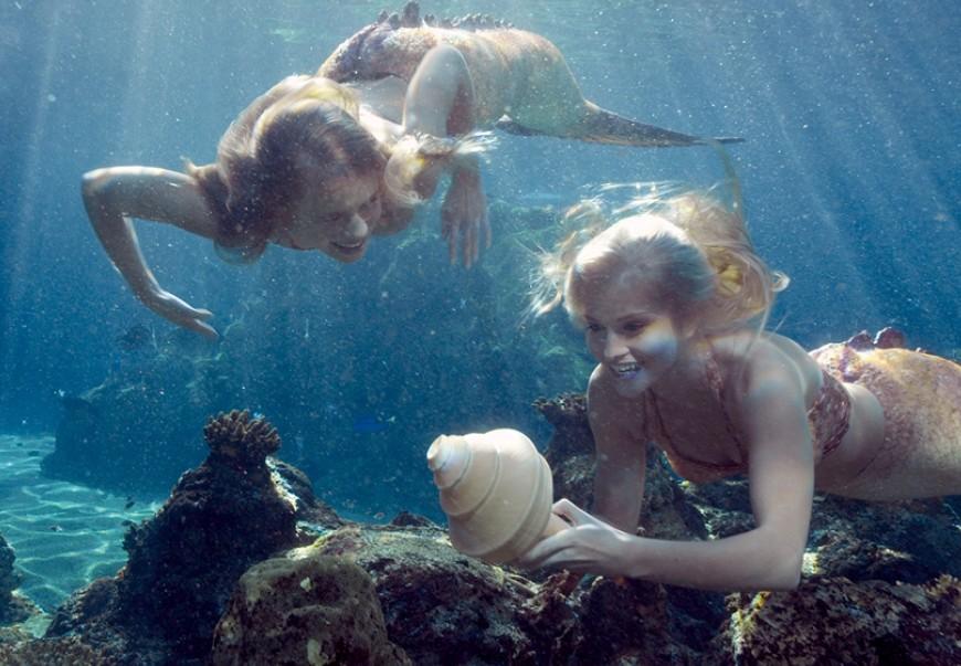 Http Www Fanpop Com Clubs Mako Mermaids Images 34143249 Title Mermaid Fun Photo
