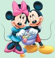mi - mickey-and-minnie photo
