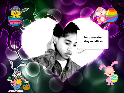 my love likes easter