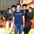 off screen - ek-hazaaron-mein-meri-behna-hai photo